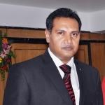 Dr .lt Col. Nasir Parwaiz