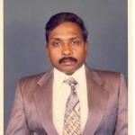 T V Krishna Rao